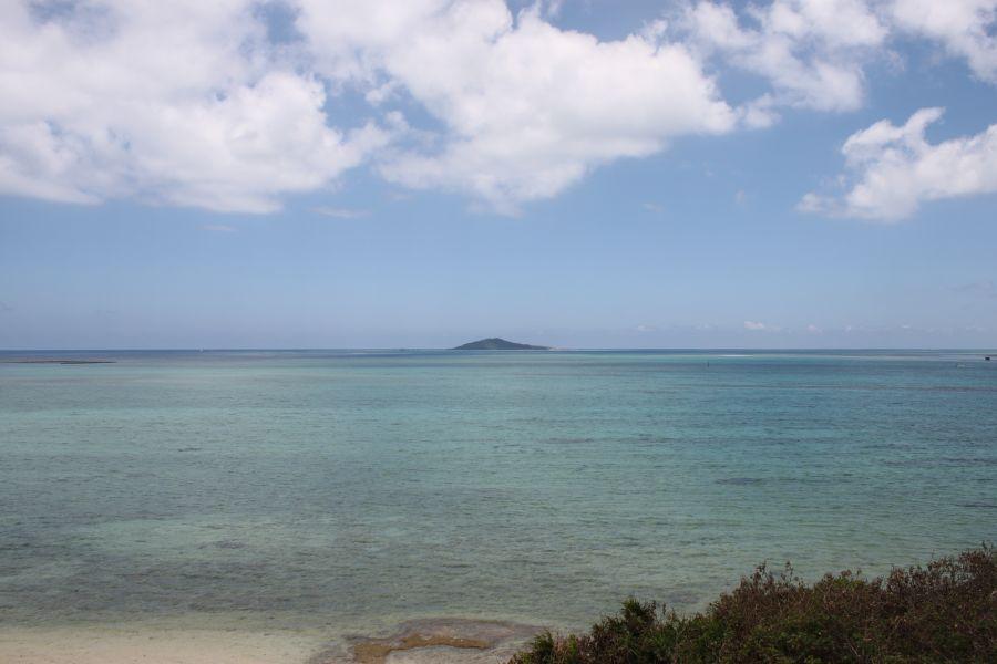 大神島(自然の神様がいる島)