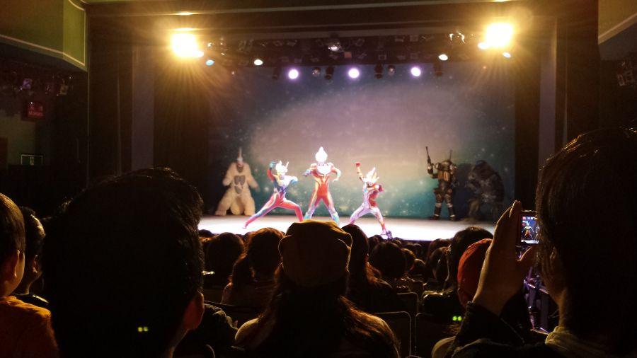 銀座 博品館劇場:ウルトラヒーローバトル劇場! 第21弾