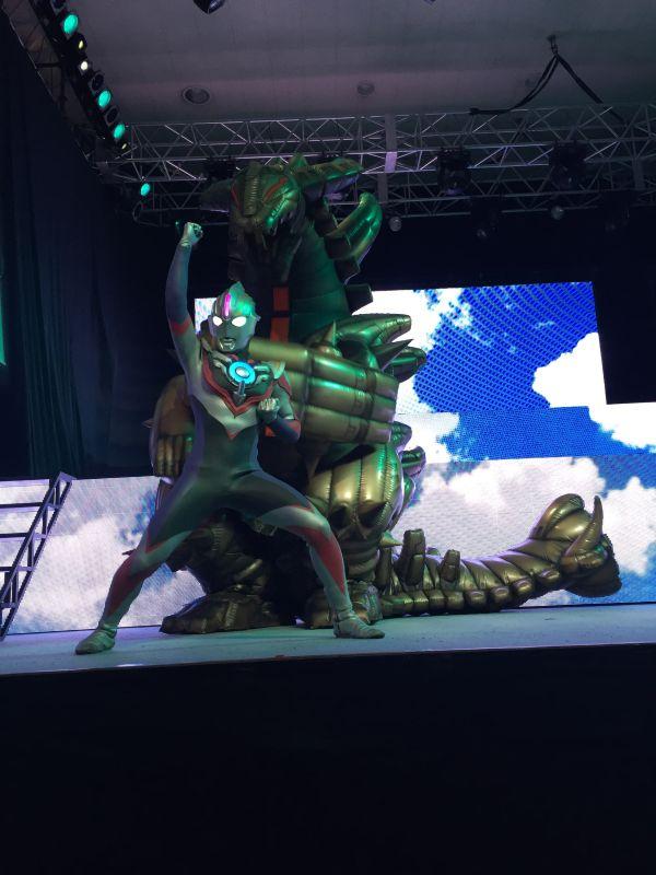 ウルトラマンフェスティバル2016